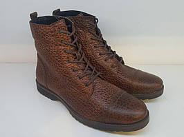 Черевики Etor 10792-04503-1  коричневий