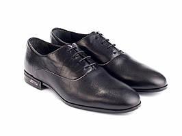 Оксфорди Etor 15275-9008-1 чорні