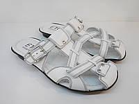 Шльопанці Etor 342-7051-2 білі, фото 1