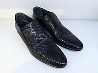Туфлі Etor 6041-790 чорний, фото 1