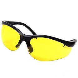 Очки тактические STR 48/1, желтая линза