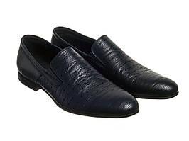 Туфлі 14296-1617 сині