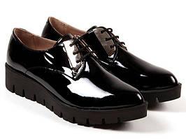 Туфлі Etor 5062-2557-3250-2 чорні