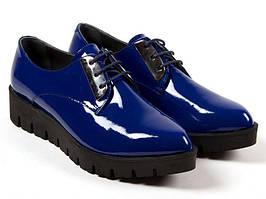 Туфлі Etor 5062-2557-3250-1 сині