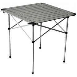 Стіл туристичний складаний Pinguin Table S (70х70х75см) 617108