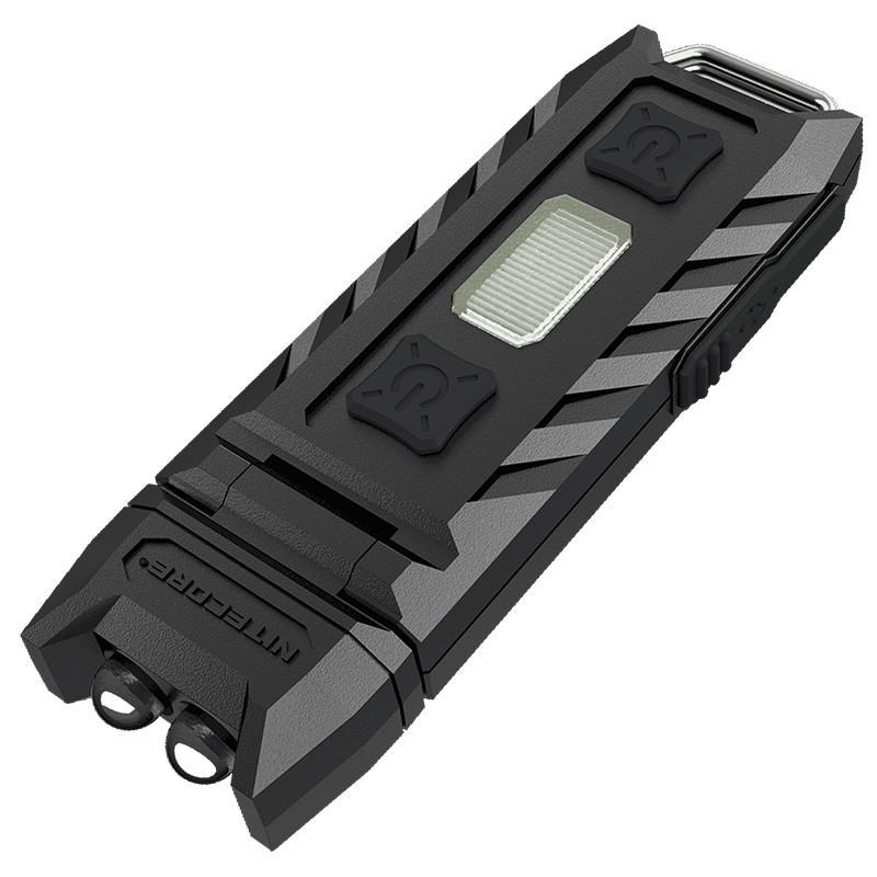 Ліхтар багатофункціональний Nitecore THUMB LEO (1LED+UV LED, 45 люмен, 3 режими, USB)