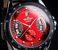 Часы Механические часы Winner Black