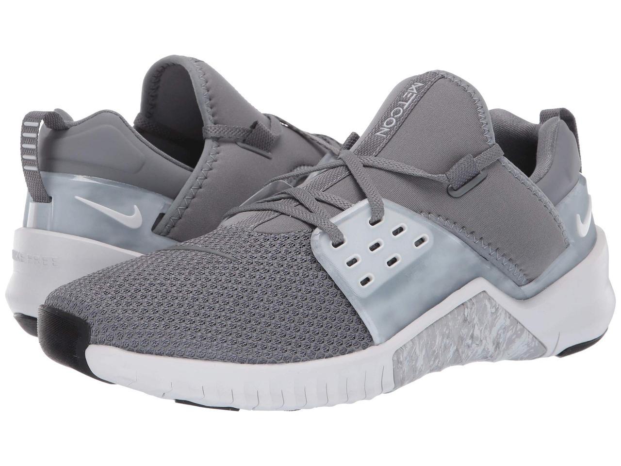 Кроссовки/Кеды (Оригинал) Nike Free X Metcon 2 Cool Grey/Pure Platinum/Wolf Grey/Black