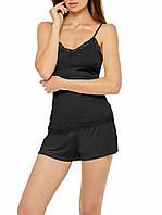 Короткие шорты для дома Marc & Andre A9-00SV312 42(S) Черный Marc & Andre A9-00SV312