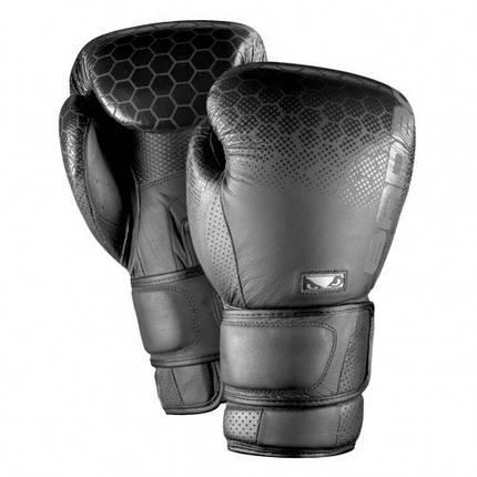 Боксерские перчатки Bad Boy Legacy 2.0 Black 10 ун., фото 2