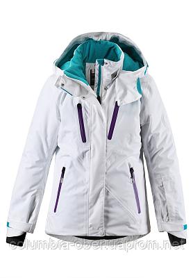 Куртка зимняя для девочек Reimatec+ 531086-0100. Размер 140.
