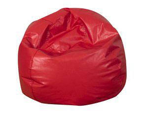 Крісло-м'яч червоний TIA-SPORT, фото 2