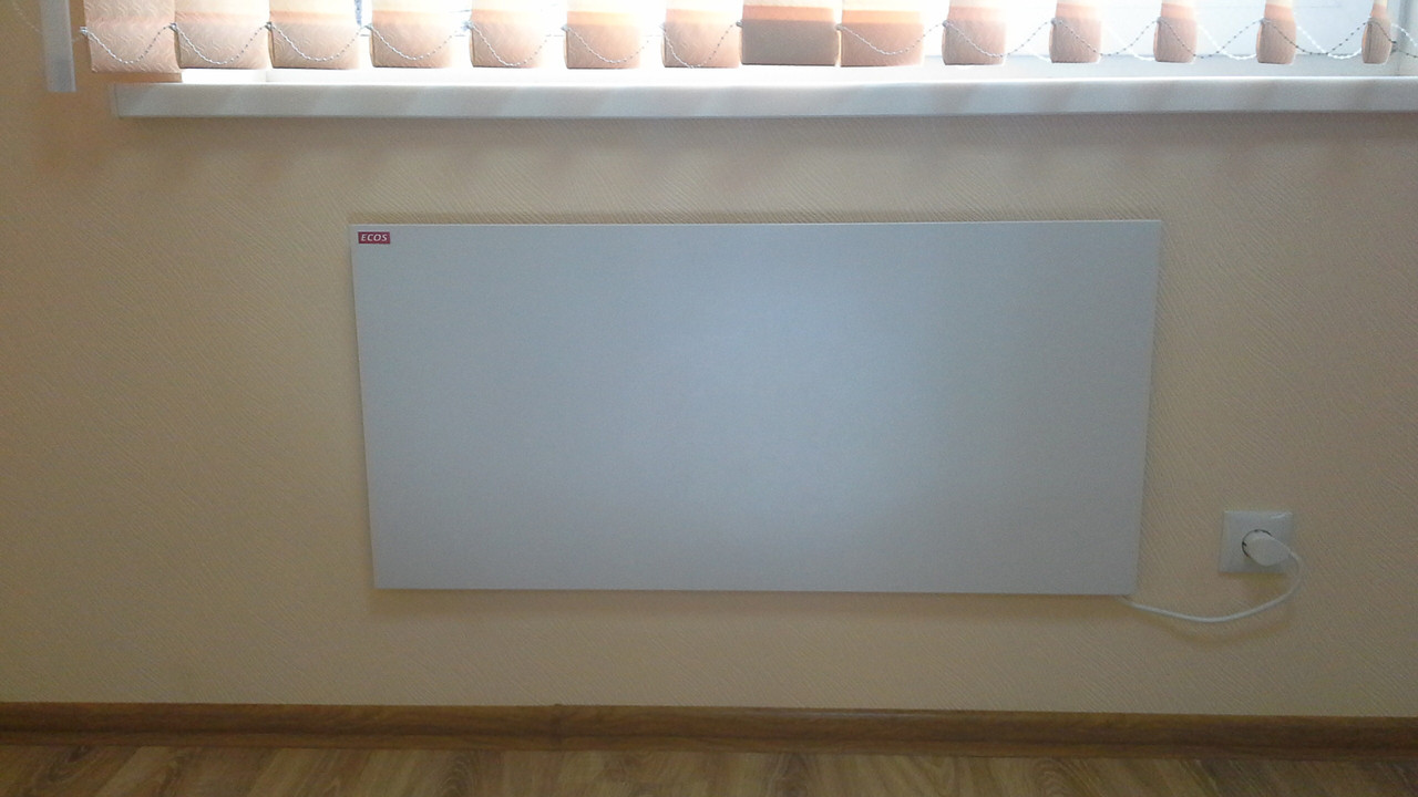 Инфракрасная панель-обогреватель Ecos-300НП