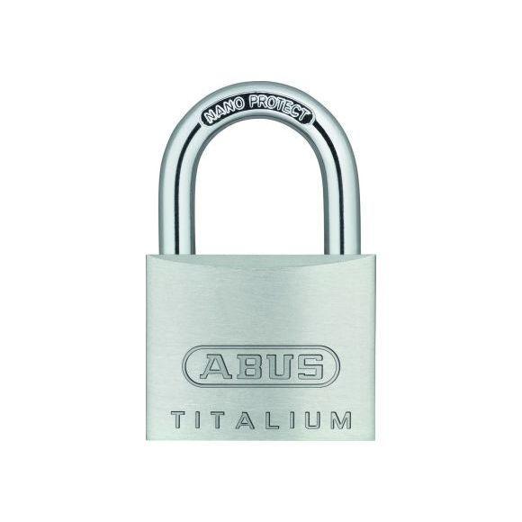 Замок навісний ABUS 64TI/50 Titalium