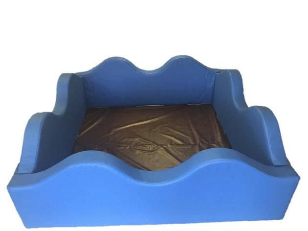 Сухий басейн Хвиля 150х60 см TIA-SPORT, фото 2