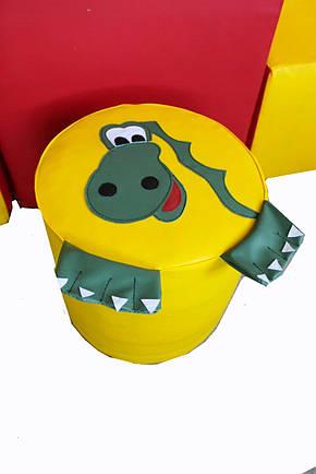 Комплект ігрової меблів Динозавр TIA-SPORT, фото 2