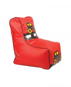 Кресло мешок  детский Машинка красная  TIA-SPORT, фото 2