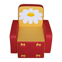 Кресло Бантик с аппликацией (цвета в ассортименте) TIA-SPORT