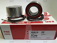 Подшипник передней ступицы FAG 713801810 (к-т 2шт) на Daewoo Lanos 1.4-1.5 Nexia 1.5  1.5(16V) R13, фото 1