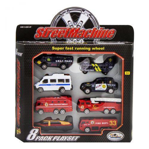 "Набор машинок ""Super Running Wheel"" PT2093"