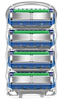 Змінні касети Gillette Fusion Proglide, на 5 лез (4шт.) без упаковки