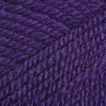 Пряжа для вязания Шетланд Чанки фиолет 612