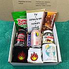Подарочный Набор City-A Box Бокс для Женщины Мужчины из 10 ед №2878, фото 2