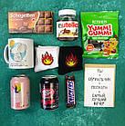 Подарочный Набор City-A Box Бокс для Женщины Мужчины из 10 ед №2878, фото 3