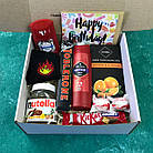 Подарочный Набор City-A Box Бокс для Мужчины из 10 ед №2885, фото 2