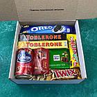 Подарочный Набор City-A Box Бокс для Женщины Мужчины Сладкий Sweet Box из 8 ед №2887, фото 2