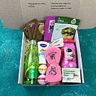 Подарочный Набор City-A Box Бокс для Женщины Бьюти Beauty Box из 14 ед №2891, фото 2