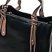PODIUM Сумка Женская Классическая иск-кожа FASHION 7-04 2082 black, фото 2