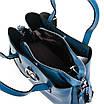 PODIUM Сумка Женская Классическая иск-кожа FASHION 7-04 972 blue, фото 4