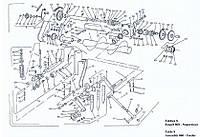 Подшипник рычага подающего механизма D-205 на пресс-подборщик Sipma Z-224 0631-213-002