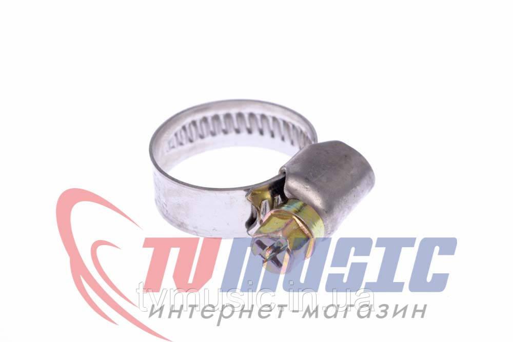 Хомут стальной с резьбой Prima 12-22