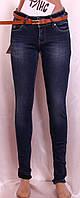 Женские  утепленные джинсы на флисе