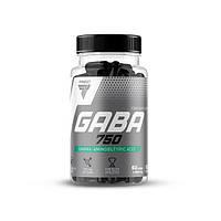 Аминокислота Trec Nutrition GABA 750, 60 капсул