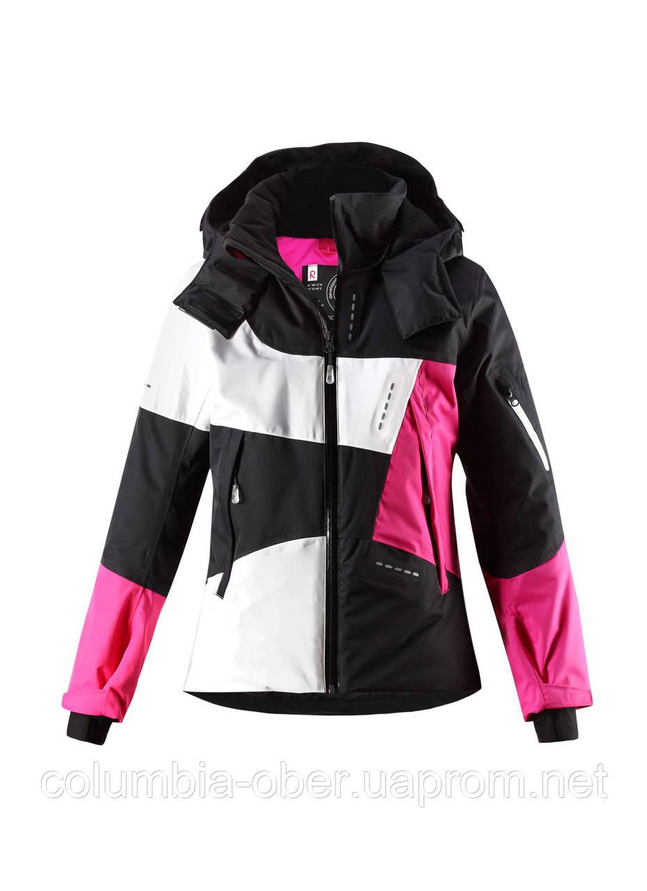 Зимняя куртка для девочек подростков ReimaTEC STARDOM 531088-9990. Размер 128 -  146.