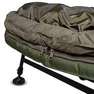 Карповая раскладушка Ranger BED 85 Kingsize Sleep, фото 4