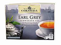 Чай в пакетиках Cornwall Earl Grey