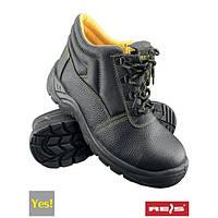 Ботинки рабочие BRYES-T-SB с метноском