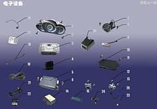 Электронные блоки и компоненты