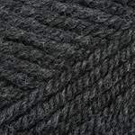Пряжа для вязания Шетланд Чанки темно-серый меланж 632