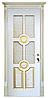 Дверь межкомнатная ВИП Модель Антарес (остекленные)