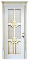 Дверь межкомнатная ВИП Модель Антарес (остекленные), фото 1