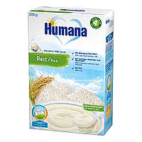 Каша молочная Humana с рисом, 200 г 77560 ТМ: Humana