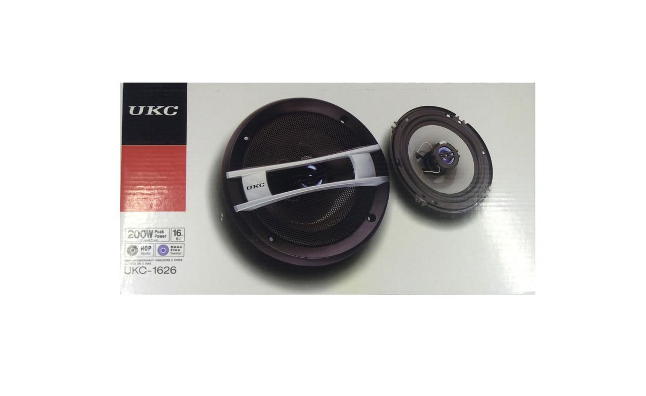 Автомобильная акустика Pioneer TS 1626 UKC. Колонки автомобильные