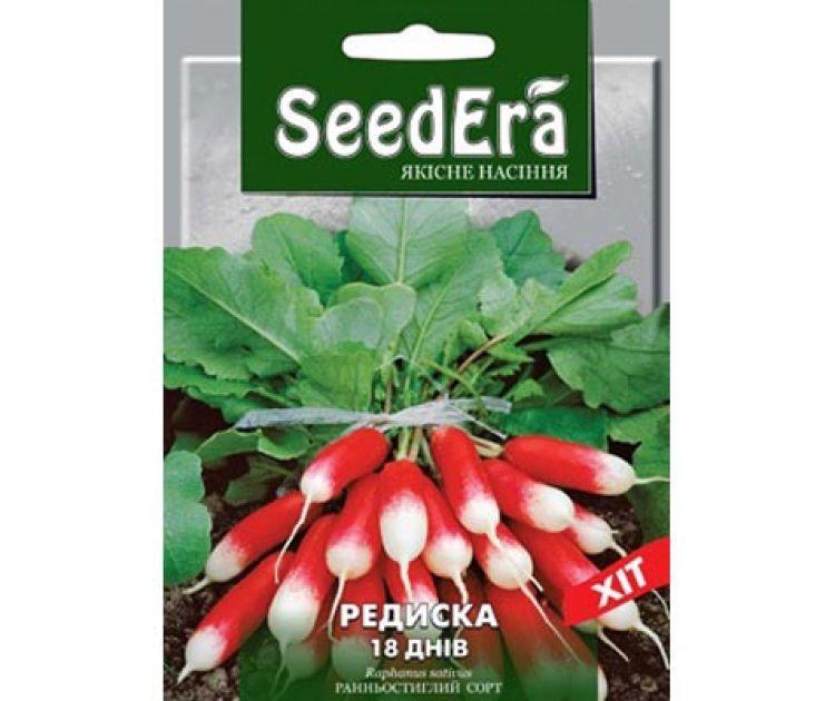 Семена редис 18 ДНЕЙ 20 Г SeedEra