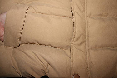 Мужской пуховик, зимняя куртка , фото 3
