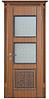 Дверь межкомнатная ВИП Модель Кадис (остекленные)